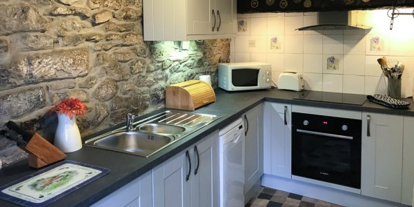 cliffe cottage kitchen
